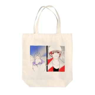 あげゆき( トートバッグ ) Tote bags