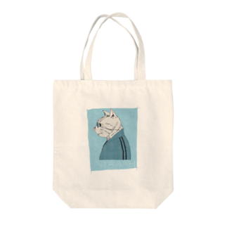mtr worksのglasses (renewal) Tote bags