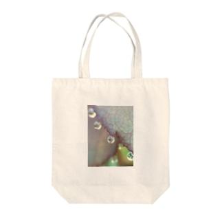 ぷるぷるん Tote bags
