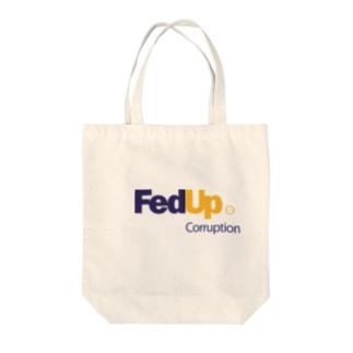 FedUp (4) Tote bags