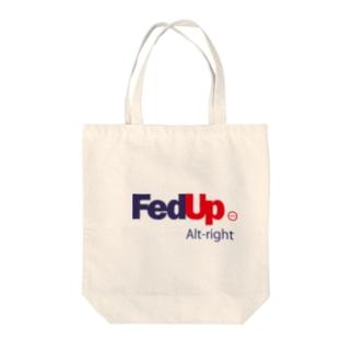 FedUp (5) Tote bags