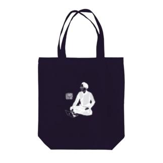 カウンターカルチャー_白 Tote bags