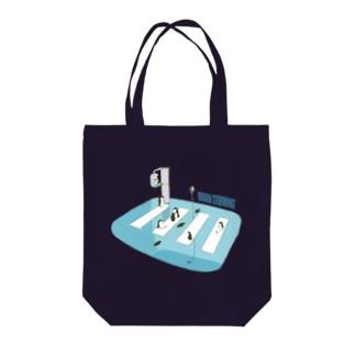 ペンギン ブレーンストーミング トートバッグ