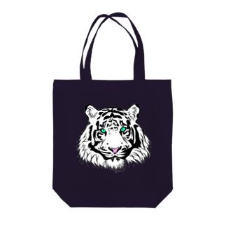 KaNaN〜パンダのホワイトタイガー Tote bags