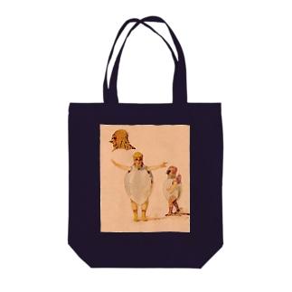 展覧会の絵 Tote bags