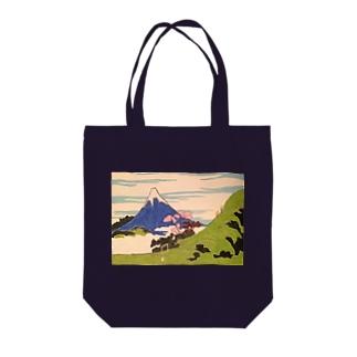神道の光の中の浮世絵の精神:Spirit of Ukiyo-e in the Light of Shinto Tote bags