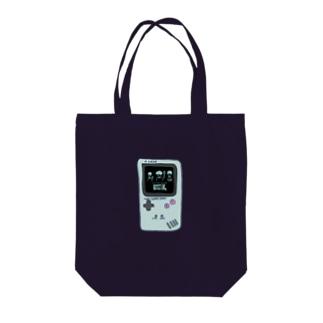 Grape Creeks 【携帯ゲーム】ロゴ Tote bags