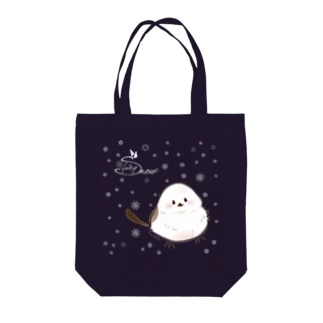 Snow fairy Tote bags