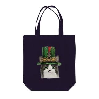スチームパンクなミッシェル Tote bags