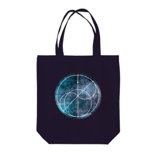 Katharsis 002 Vinyl Label Tote bags