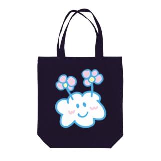 もこちゃん Tote bags