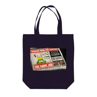 NEWS tonchiki Tote bags
