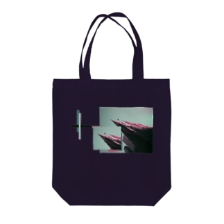 end-of-ashの塔 Tote bags