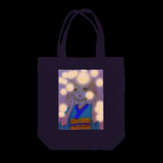 Suzuki Satomi イラストショップの蛍火 Tote bags