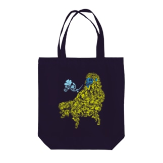 Bird of sigh  Tote bags