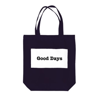 gooddays Tote bags