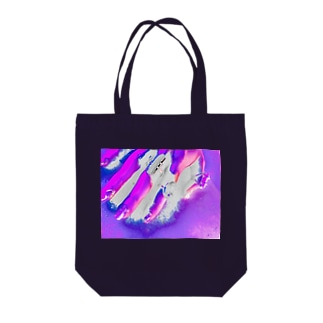 nailデザイン加工 Tote bags