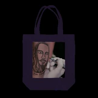 NAOKI1220のタトゥー NAOKIデザイン❤︎ Tote bags