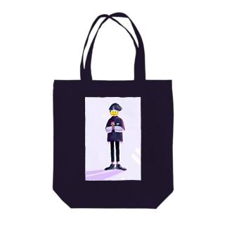 韓国男児🇰🇷 Tote bags