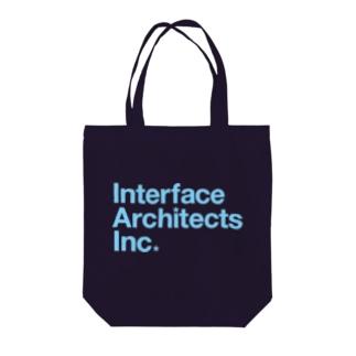 I/A logo Tote bags