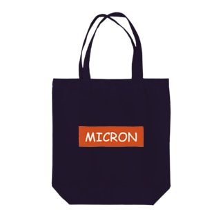 MICRON ロゴ入り  グッズ Tote bags