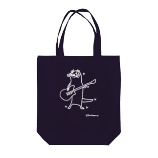 ホリカワウソ~ギター編~ Tote bags