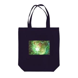 きぼうの星 Tote bags