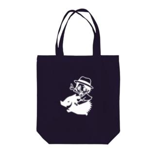 ワンマンツアー2018白 Tote bags