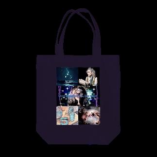 yooh'sbar☆のDestiny number 5 Tote bags