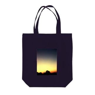 おわりの灯 Tote bags