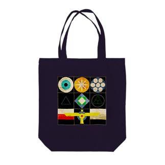 インターステラエニアグラム(ヴィンテージ) Tote bags