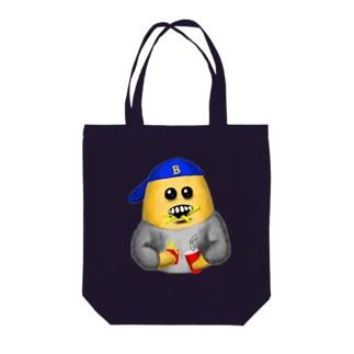 Bボーイ(バナナボーイ)スタイル Tote bags