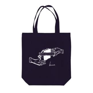 honneオリジナルシリーズ 2 Tote bags