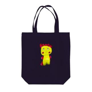 ちゃんまいちゃんシリーズ ななちゃん Tote bags