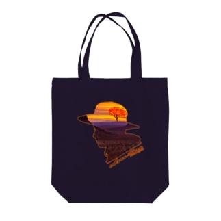2019-2月NEW「アドベンチャー」 Tote bags