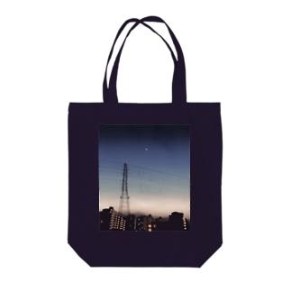 Moji_002 Tote bags