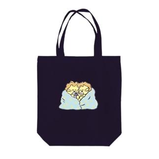 ぺ子 Tote bags