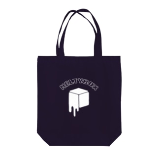 Melty Box Tote bags