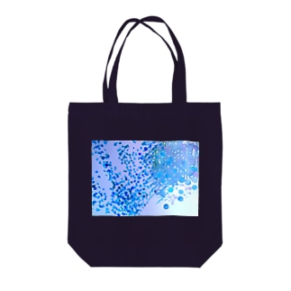 Fragments Tote bags