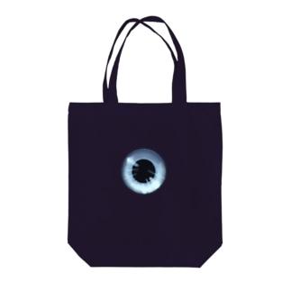 ドールアイ*ゴシック Tote bags