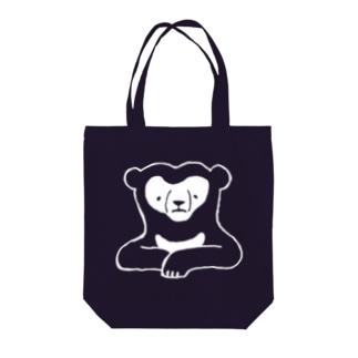 マレーグマ(ロゴなし) Tote bags