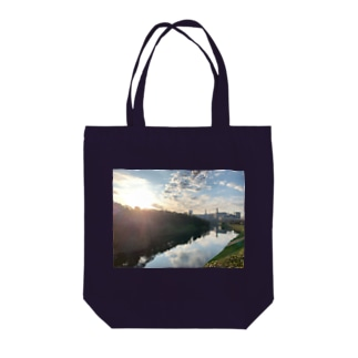 TOKYO Tote bags