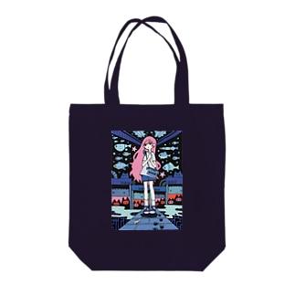 おさかな天国2019 Tote bags