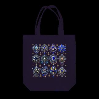 Piari🌗吉祥寺PARCOのトートバッグ✳︎トゥルーのお守り Tote bags