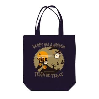 だいきちハロウィン Tote bags