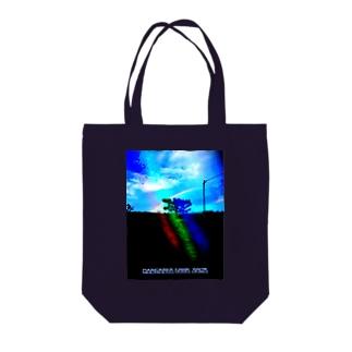 ラブゾン☆ Tote bags