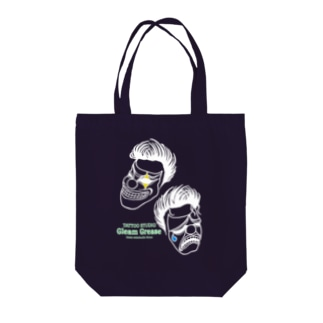 Gleam Grease TATTOO STUDIO Tote bags