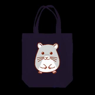 spino121のハムスター Tote bags