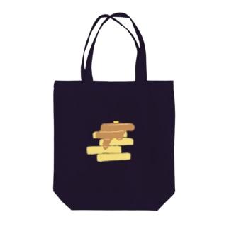 グラグラほっとけーき Tote Bag