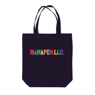 ハナペングッズ Tote bags